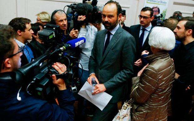 Едуард Філіп став новим прем'єр-міністром Франції