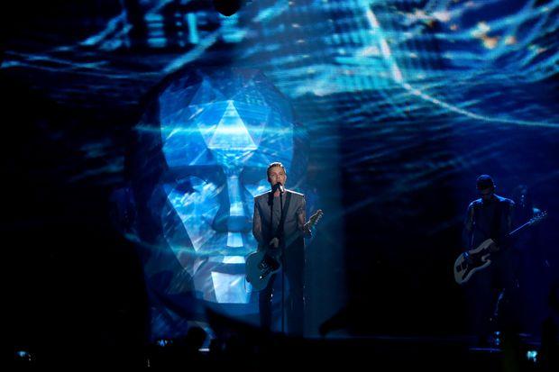 Виступ гурту O.Torvald у фіналі Євробачення-2017