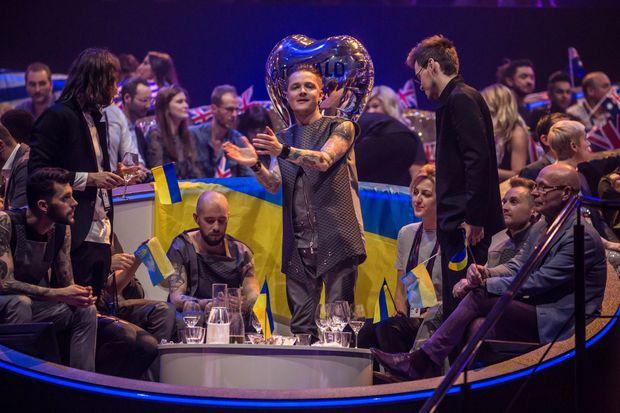 O.Torvald у фіналі Євробачення-2017