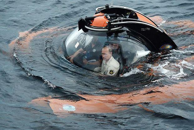 Путін знайшов Фанагорію, 2011 рік