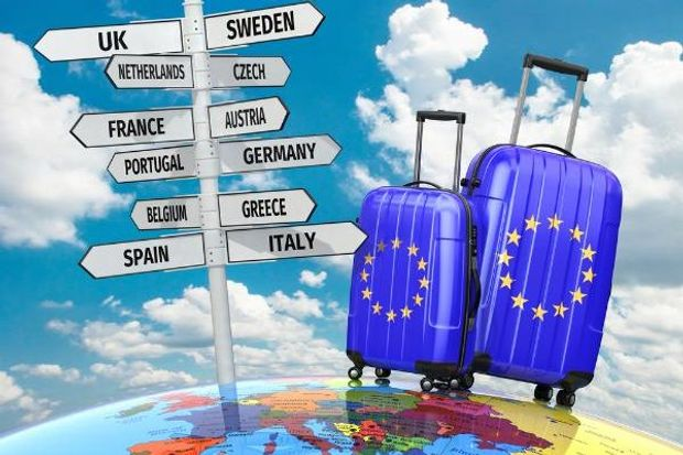 ЄС опублікував рішення про безвіз з Україною