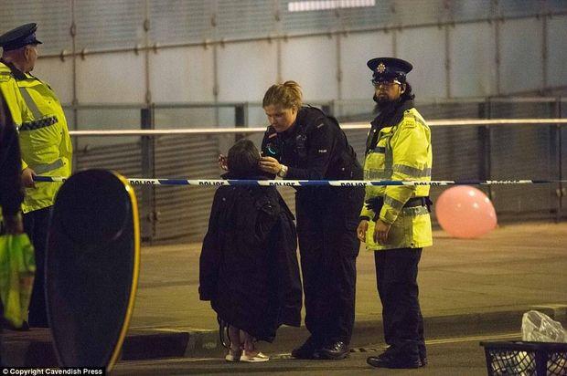 Манчестер, Британія, вибух, жертви