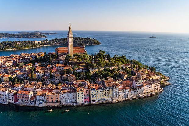 Острів Істрія: місто-музей у Хорватії