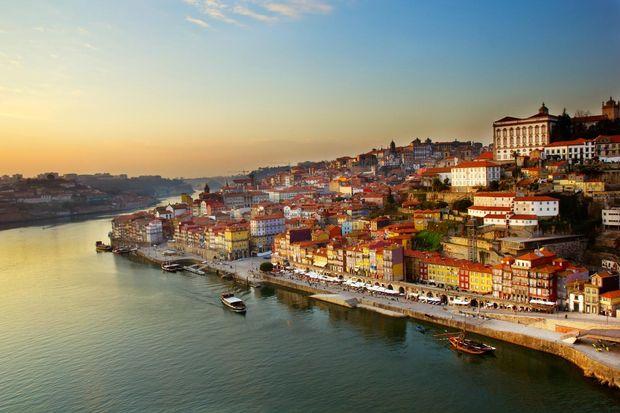 Неймовірне місто історії та моря – Порту