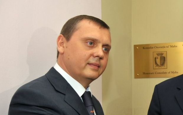 Павло Грецківський