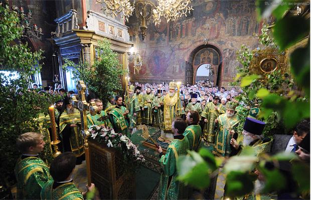 Коли Трійця у 2017 в Україні