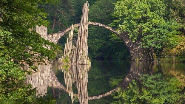 Міст Ракотцбрюке, Німеччина