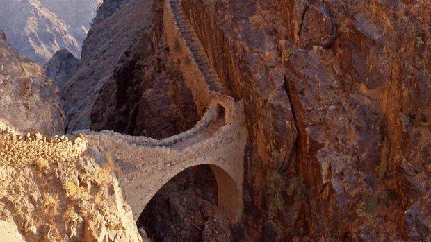 Міст Шераха, Ємен