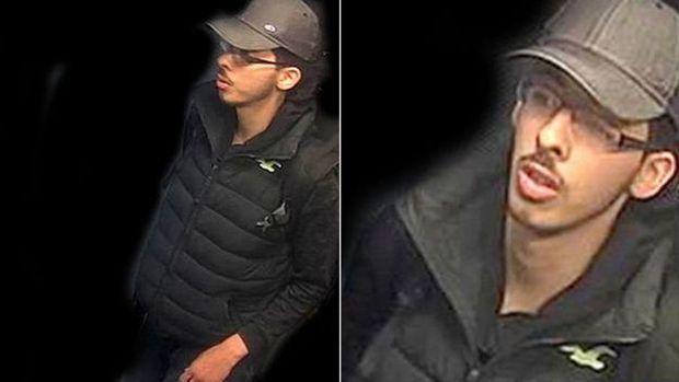 Відеокамери зафіксували Абеді у день теракту