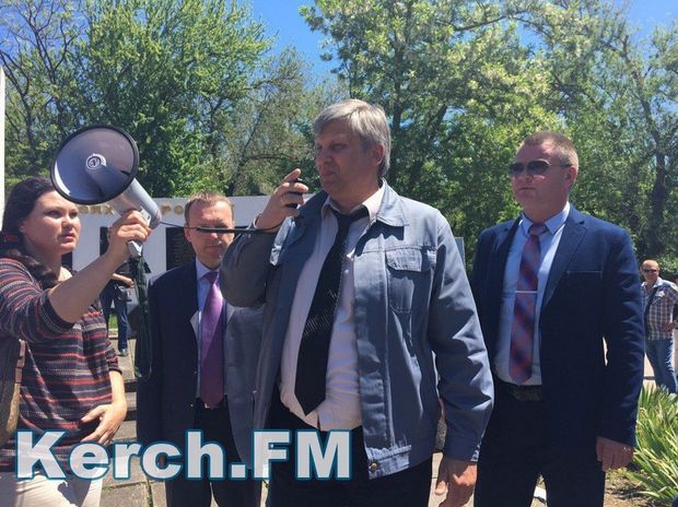 Протест в Криму