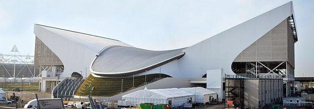 Лондонський олімпійський комплекс водних видів спорту