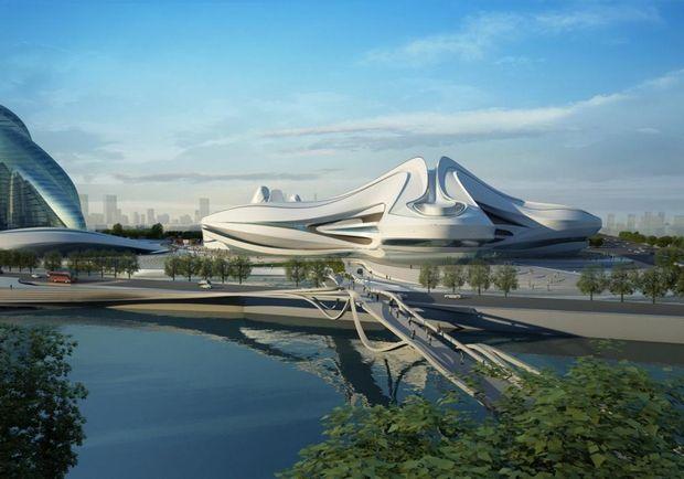 Міжнародний центр культури і мистецтва Чанша