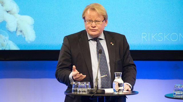 Агрессия России – серьезный вызов европейской безопасности, — минобороны Швеции