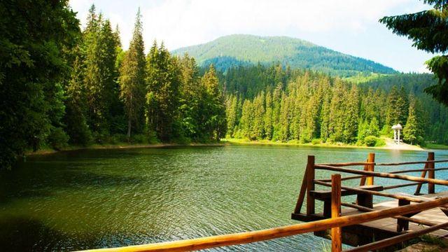 12 озер Украины: впечатляющие пейзажи для релаксации и покоя