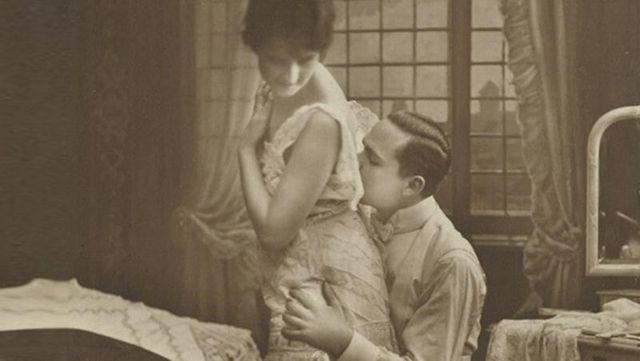 Старинные записи секса 19 века как видно похоть и разврат существовали всегда