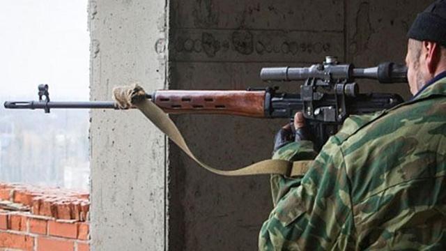 Разведка рассекретила имена российских снайперов, которые воюют на Донбассе