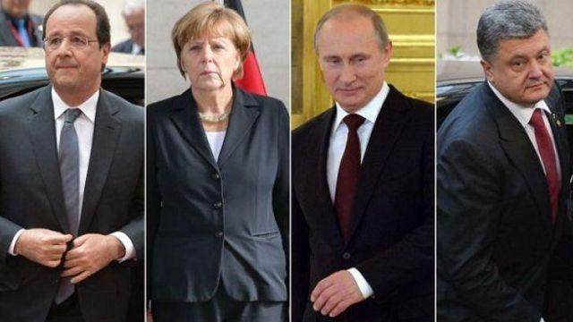 В гости к Меркель: чего ждать от встречи в Нормандском формате?