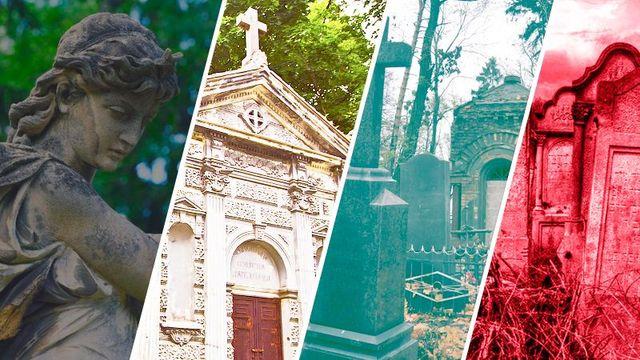 5 кладбищ Украины, которые стоит посетить осенью