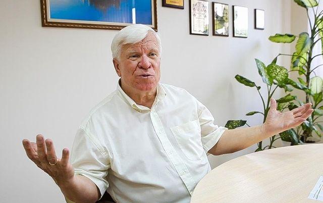 Гендиректор ООО СП «НИБУЛОН» Алексей Вадатурский: Я устал от непрофессионалов во власти