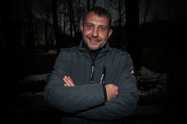 Разведчик из Крыма: На Донбассе приходилось вести разведку против своих же