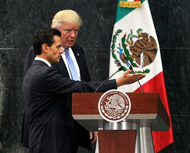Трамп воинственный, или Семь козырей президента Мексики