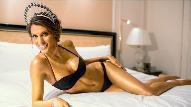 Какие фото в Instagram выкладывает новая «Мисс Вселенная»: необычно обольстительная красота