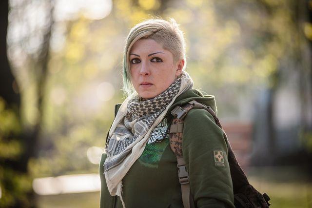 Лера Бурлакова: До войны армия была гнилой. Сейчас эти люди оказались в командовании