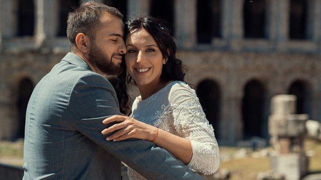 Свадебное путешествие Джамалы: романтические фото из Рима