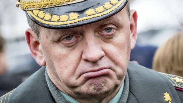 """Осужденный генерал Назаров утверждает, что приказ на переброску десантников в Луганск отдал Муженко: """"Я подписал и отправил только заявку"""" - Цензор.НЕТ 7282"""