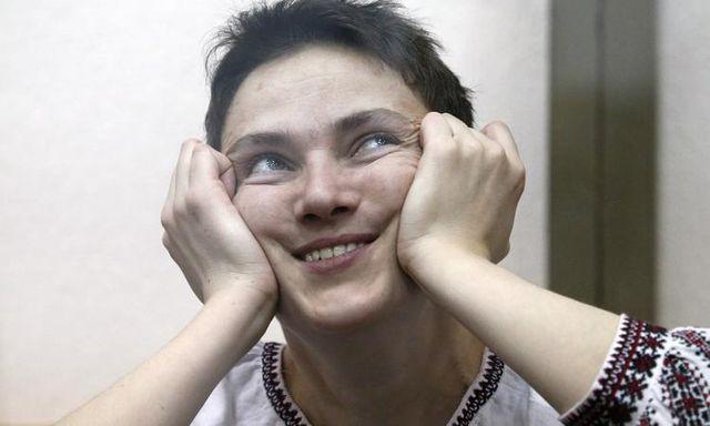 Савченко: Я еще не получила ни одной жалобы от родственников пленных с требованием забрать человека из списков - Цензор.НЕТ 4602